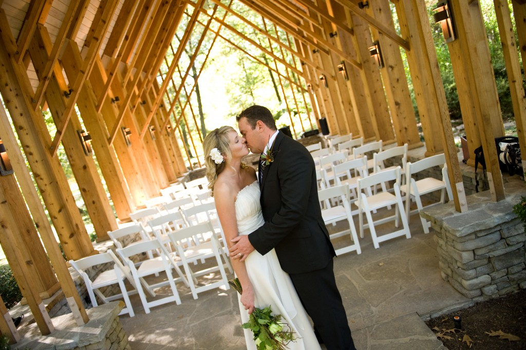 Wedding Venue Memphis Botanic Gardens